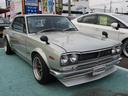 日産/スカイライン GT GT-R仕様15インチワタナベアルミ L20改2.6L