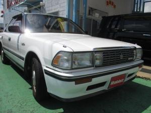 トヨタ クラウン ロイヤルサルーンスーパーチャージャートヨタ記録簿8〜27年