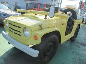 スズキ ジムニー 空冷360ホロ2スト 1オーナーガレージ保管 同色全塗装