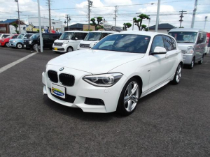 BMW 1シリーズ 116i Mスポーツ 18インチAW