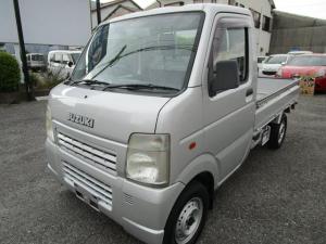 スズキ キャリイトラック KU オートマ エアコン パワステ 愛知県限定車 両エアバッグ 3方開 350kg積み