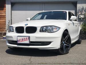 BMW 1シリーズ 116i ナビ ETC AW オーディオ付 AC AT