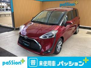 トヨタ シエンタ G クエロ 登録済未使用車 LEDライト 両側電動スライド