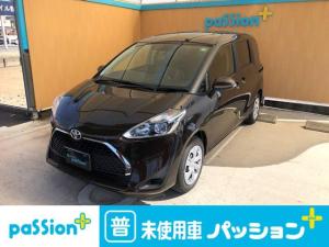 トヨタ シエンタ G 登録済未使用車 衝突軽減ブレーキ 両側電動ドア