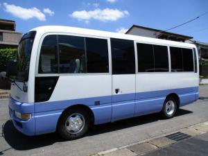 日産 シビリアンバス SX 4.2Lディーゼル 26人乗り AT ワンオーナー KK-BVW41 TD42エンジン