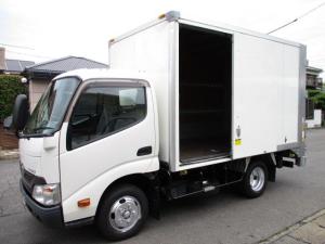 トヨタ トヨエース アルミバン パワーゲート AT 2t 323x177x187