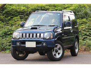スズキ ジムニー ランドベンチャー パートタイム4WD HDDナビ 地デジ キーレス CD/DVD 背面スペアタイヤカバー マニュアル5速