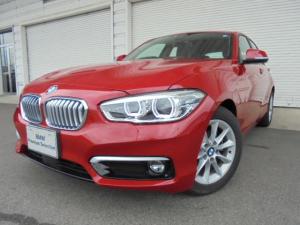 BMW 1シリーズ 118i スタイルACCコンフォートPサポデモカー認定中古車