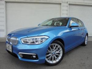 BMW 1シリーズ 118i ファッショニスタUPグレードオイスター革ACC