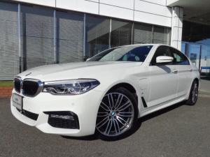 BMW 5シリーズ 530e Mスポーツ19AW黒革ヘッドUPデモカー認定中古車