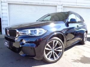 BMW X5 xドライブ35d Mスポーツ20AW黒革ACC認定中古車