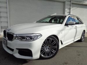 BMW 5シリーズ 523iツーリングMスポーツパノラマセレクトイノベーションP