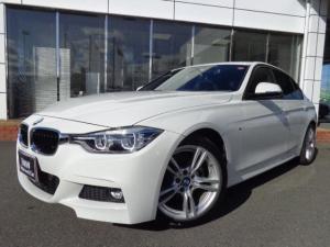 BMW 3シリーズ 320d Mスポーツ後期LEDヘッドUPドラレコ認定中古車