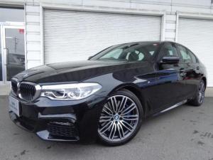 BMW 5シリーズ 540i xドライブMスポーツ19AWセレクト黒革SR認定車