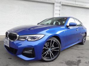 BMW 3シリーズ 320d xドライブMスポーツデビューP黒革イノベP認定車
