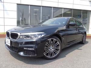 BMW 5シリーズ 530e MスポーツセレクトP黒革SRハーマンカードン認定車