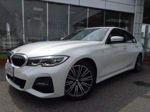 BMW 3シリーズ 320i Mスポーツ18AWガラスSRデモカー認定中古車