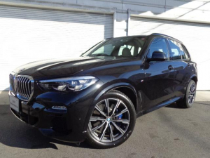 BMW X5 xドライブ35d Mスポーツ20AW黒革デモカー認定中古車