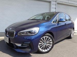 BMW 2シリーズ 218dアクティブツアラーLux黒革コンフォートPサポ認定車