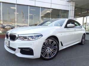 BMW 5シリーズ 523i Mスポーツ19AWウッドパネルデモカー認定中古車