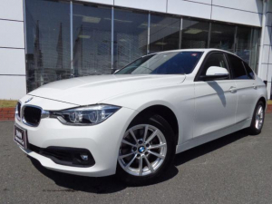 BMW 3シリーズ 318i社外DTV禁煙1オナ認定中古車
