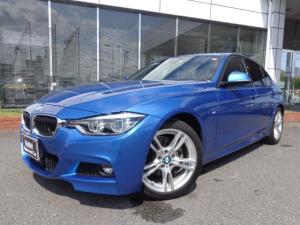 BMW 3シリーズ 320i MスポーツPサポACC社外DTV禁煙1オナ認定車