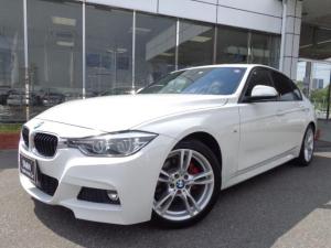 BMW 3シリーズ 320d MスポーツLEDヘッドACC禁煙1オナ認定中古車