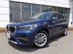 BMW X1 xドライブ18d電動シートオートトランクデモカー認定中古車
