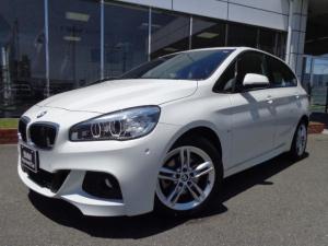 BMW 2シリーズ 218dアクティブツアラーMスポーツコンフォートPサポ禁煙