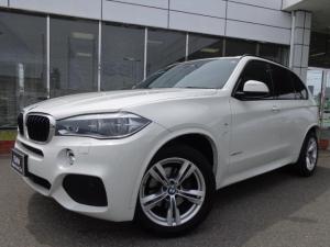BMW X5 xドライブ35d MスポーツセレクトPモカ革LED認定中古車
