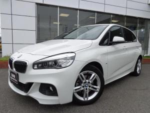 BMW 2シリーズ 218dアクティブツアラーMスポーツPサポ社外DTV認定車