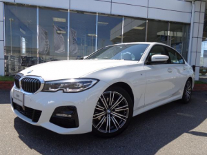 BMW 3シリーズ 320i Mスポーツハイラインオイスター革デモカー認定中古車