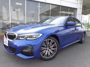 BMW 3シリーズ 320d xドライブMスポーツ18AWデモカー認定中古車
