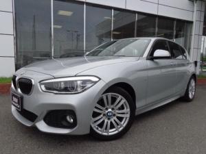 BMW 1シリーズ 118i Mスポーツ17AW直4純正HDナビBカメラドラレコ