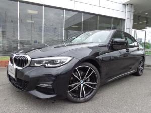 BMW 3シリーズ 320d xドライブMスポーツ19AWデビューP黒革認定車