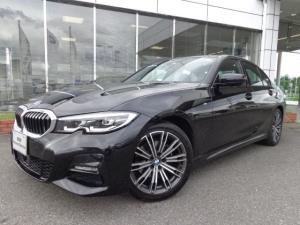 BMW 3シリーズ 320d xドライブMスポーツ18AW黒革コンフォートP