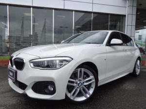BMW 1シリーズ 118i Mスポーツ18AWコンフォートPサポ社外DTV禁煙