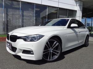 BMW 3シリーズ 320i Mスポーツ エディションシャドー 320i Mスポーツエディションシャドー ブラックレザーシート 19AW 弊社1オーナー 認定中古車