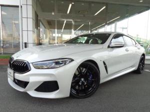 BMW 8シリーズ 840iグランクーペMスポーツ20AWハーマンカードン認定車