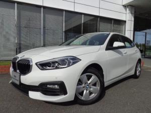 BMW 1シリーズ 118i16AW純正HDナビPKGデモカー認定中古車
