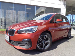 BMW 2シリーズ 218iアクティブツアラースポーツコンフォートPサポ認定車