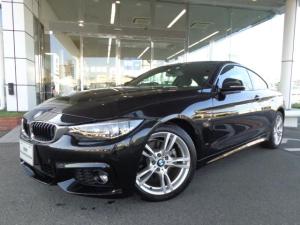 BMW 4シリーズ 420iグランクーペMスピリット18AWデモカー認定車