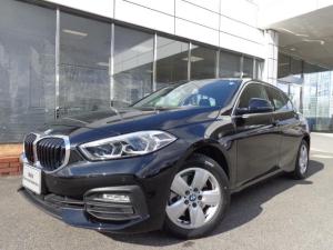 BMW 1シリーズ 118d プレイ純正ナビPコンフォートPデモカー認定中古車