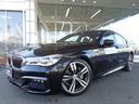 BMW/BMW 740d xDriveMスポーツ20AW黒革デモカー認定車
