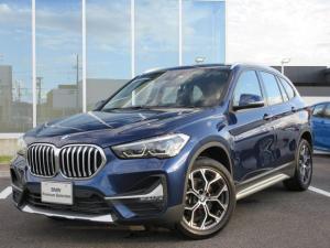 BMW X1 xドライブ18d XラインコンフォートPデモカー認定中古車