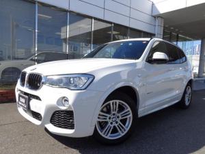 BMW X3 xドライブ20d Mスポーツ黒革ACCドラレコ禁煙認定車