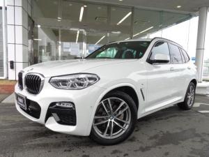 BMW X3 xドライブ20d Mスポーツハイライン黒革セレクトP認定車