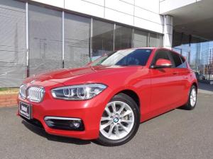 BMW 1シリーズ 118i スタイルPサポ社外DTVドラレコ禁煙1オナ認定車