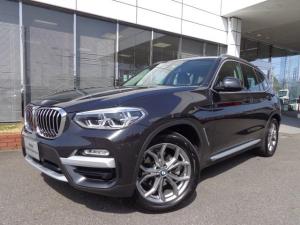 BMW X3 xDrive20i Xラインハイライン黒革デモカー認定中古車