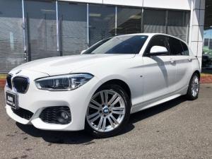 BMW 1シリーズ 118i Mスポーツ 後期F20M黒革禁煙ワンオナ下取り認定中古